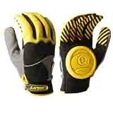 Sector 9Apex Slide Handschuhe gelb Longboard sgs134großen X-Groß