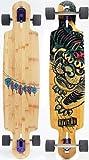 Riviera Komplett-longboard Longboards-Complete Rviera Kung Fu Kitty, one size, 195402