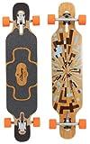 Loaded Tan Tien Flex 2 Longboard - 39 x 8.7 - Allround Freestyle Board mit Kicktail und Nose