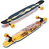 Loaded Bhangra Flex 2 Complete Longboard Skateboard W/ Paris Trucks, Orangatang Stimulus Wheels by Loaded