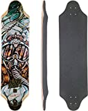 Landyachtz Top Speed Longboard Skateboard Deck with Grip Tape by Landyachtz