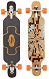 Loaded Tan Tien Flex 2 Longboard - 39 x 8.7 - Allround Freestyle Board mit Kicktail und Nose