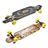 Loaded Tan Tien Flex1 Longboard - Freestyle Board 8.7 x 39 Inch (Flex2: 55kg - 95kg)