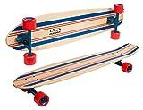 HUDORA Longboard Tamarack - ABEC 7 - Skateboard - 12808
