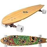 Streetsurfing Longboard Fishtail 42, Design: Pascoa, 500222