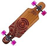 Mindless Longboard Raven II Red (Drop Through) 34 inch - ML8610