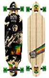 JAMMING - Bob Marley Limited Edition - 37.5' Bamboo Longboard by Sector 9