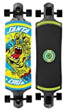 Santa Cruz Longboard Rob Hand Black Drop Thru, 10.0 x 40.0 Zoll
