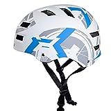 Automoness Skaterhelm, Fahrradhelm Bike Helmet Radhelm Kinderhelm Sporthelm CE-Zertifizierung, 3 Größen für Erwachsene, Jugendliche, Kinder, geschützt für Fahrrad, Rollschuh, Skateboard, Longboard usw