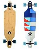Apex Longboard Promenade MK2 Hybrid 9.6' x 38' drop through multicolored