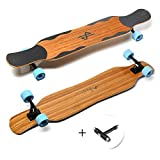 Dance Longboard, HB Boards Step, Professioneles Bamboo Freestyle und Dancing Longboard 46'