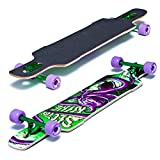 Sector 9 Dropper Complete Longboard Green (2016 Graphic) by Sector 9