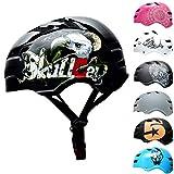Skullcap® BMX & Skaterhelm - Fahrradhelm - für Jugendliche & Erwachsene von 14-39 Jahren, Eagle, L (58 – 61 cm)