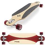 Streetsurfing Street Surfing Longboard Freeride 39, Design: Carve Red, 500229