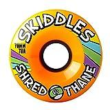 SECTOR 9 Skiddles Shred-Thane 70mm 78a Orange