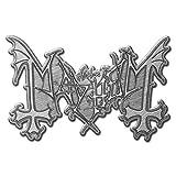 Mayhem METALL PIN ANSTECKER BADGE BUTTON #2 CLASSIC LOGO