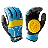 Sector 9 Guantes BHNC Slide Blue S-M