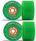 ABEC 11 Flywheels Longboard Rollen Set (4stk.) 97mm 75a