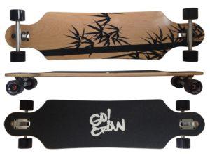 Deluxe Crow - MAXOfit Longboard