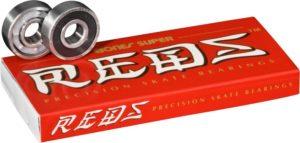 Super Red - Bones Bearings Kugellager