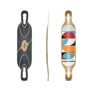 Dervish Sama - Loaded Longboard Deck