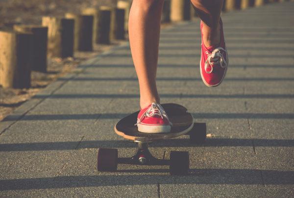 Dancing Longboards - für alle, die Musik lieben